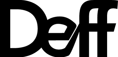DEFF Retina Logo